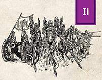 Historical exhibition catalog | illustrations