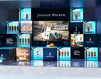 JOHNNIE WALKER BLUE LABEL - 'Gentleman's Wager II'