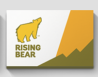 Rising Bear Business Cards