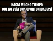 Meme-banners. Cuenta Self Nómina. Self Bank.