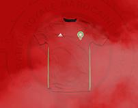 Morocco National Football Kits