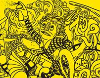 Ilustração Núcleo Zero