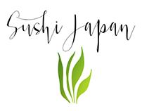 Sushi japan logo