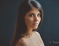 Sarah, natural light