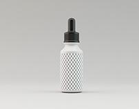 3D Dropper Bottle