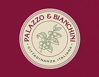 Palazzo & Bianchini - Brand Identity