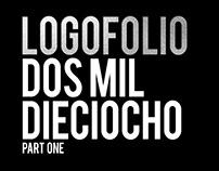 Logofolio 2018 / part. 1