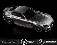 Mercedes AMG GT-R (UE4)