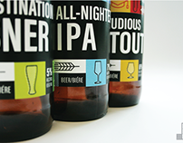 KPU Brew Lab Packaging Concept