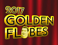 Golden Flobes Graphic Work