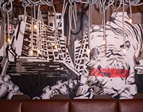 Hamaru Murals