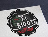 Création logo Food Truck El Bigote, Charentes - Loolye