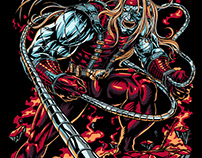 Frankenstee Omega Red