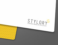 "Brand Identity Design - ""STYLORY"""