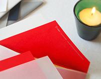 Layered Paper Envelope