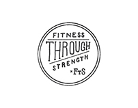 Fitness Through Strength - Logo Design