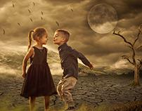 Friendship - Photoshop Manipulation