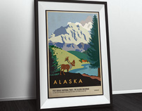 Travel Poster (Updated)