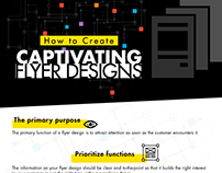 How to Create Captivating Flyer Designs