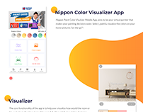 Color Visualizer App