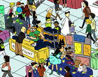 Marvin's Comic Con