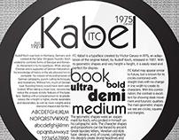 ITC Kabel Poster