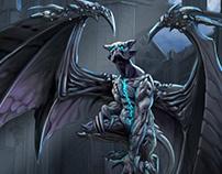 Atheiys la Gargouille Légendaire - Core of Legends