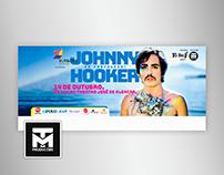 JOHNNY HOOKER EM FORTALEZA (14/10/2018)