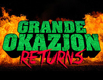 Grande Okazjon Returns TVC 30""