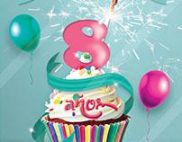 Celebremos! - Party Invitation / Flyer