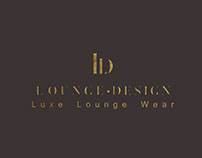 Lounge Design - Brand Identity