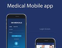OM Medical Mobile App
