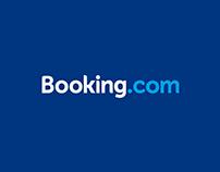 Booking.com Corporate Identity