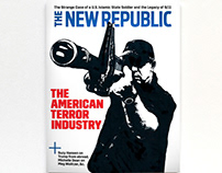 The New Republic Cover May/June 2018 issue
