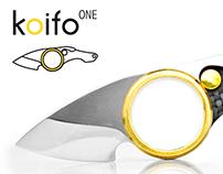 Koifo one - Knife design