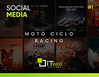 Social Media | Moto Ciclo Racing #1