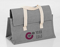 Raw cloth bag MockUp