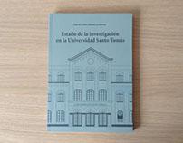 Libro | Estado de la investigación en la Universidad