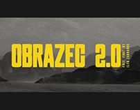 OBRAZEC 2.0 - FREE FONT