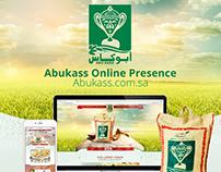 Abukass Rice Online Presence