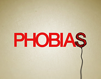 Phobias : Motion Graphics
