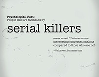 Serial Killer Quote Book