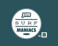 JIM - Surfmaniacs