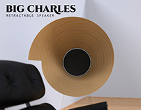 Big Charles - Retractable Speaker