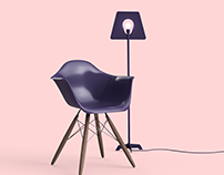 Shape - Floor Lamp