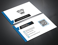 Corporate Business Card Design bundle with free mockup