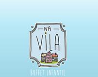 Na Vila Buffet Infantil (diversos trabalhos)