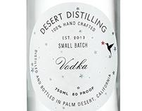Desert Distilling Vodka