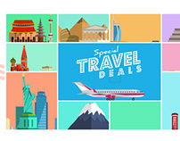 Travel Promo - After Effects template project