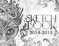 Sketchbook 2014-2015